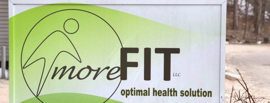MoreFit - East Haddam, CT Health, Massage, Personal Training